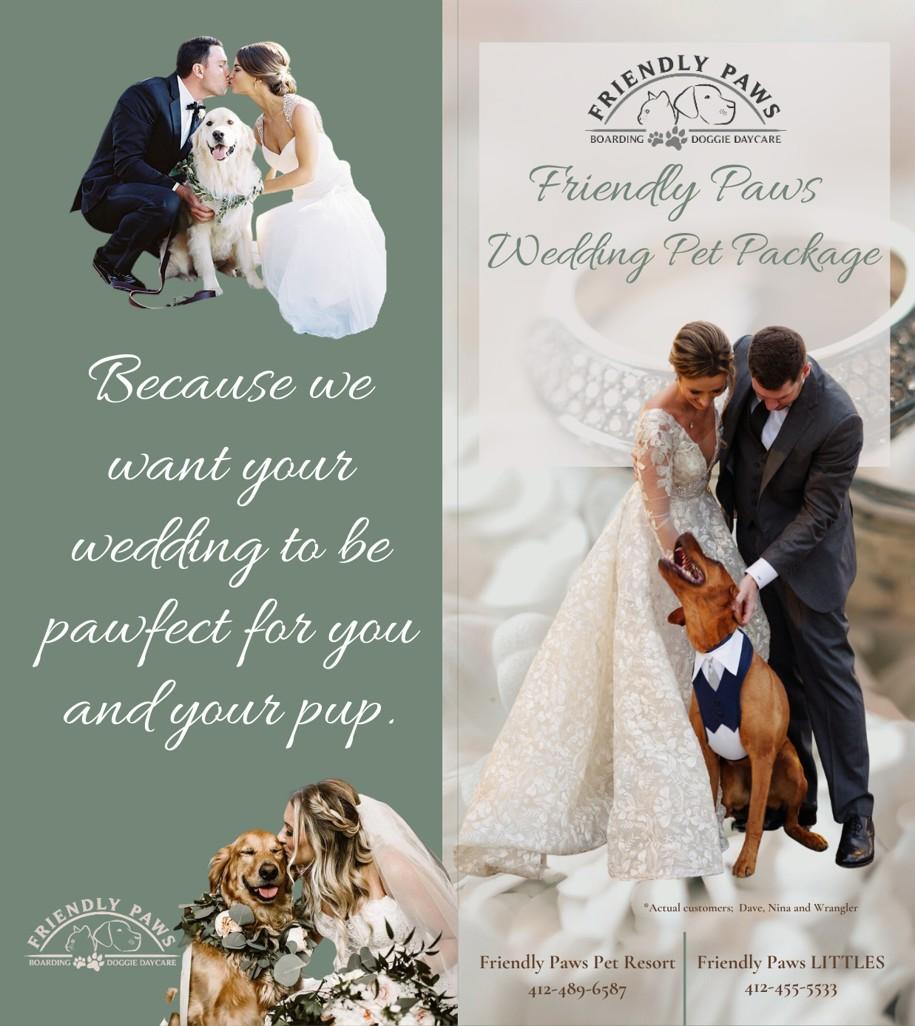 Wedding Pet Package